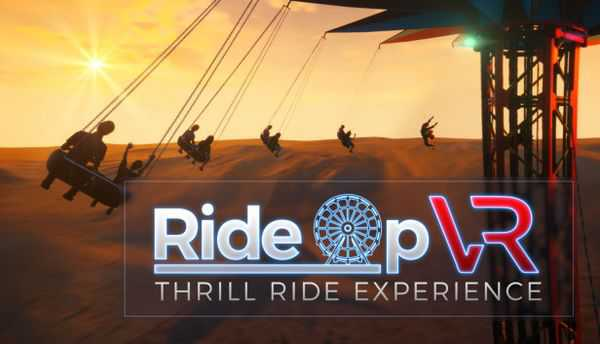 Ride Op - VR Thrill Ride Experience