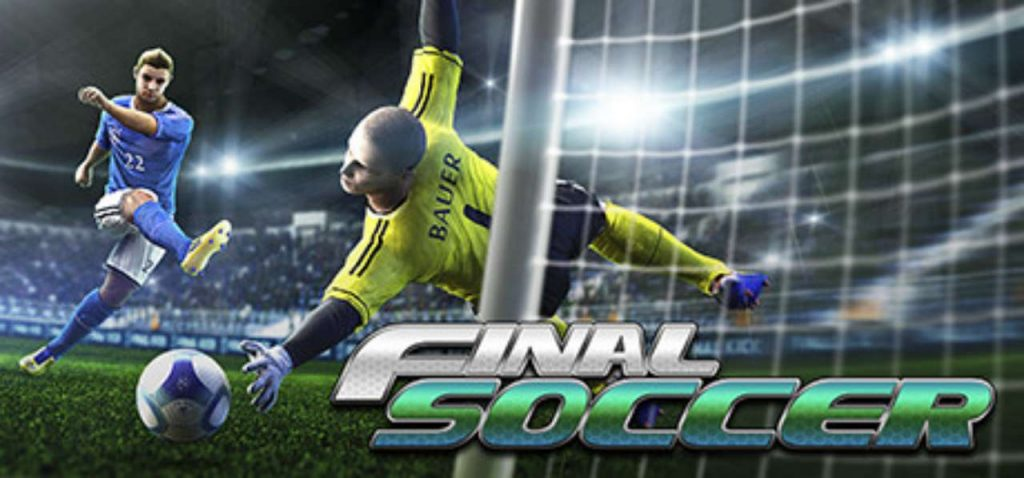 Final Soccer обложка