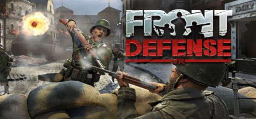 Front Defense обложка