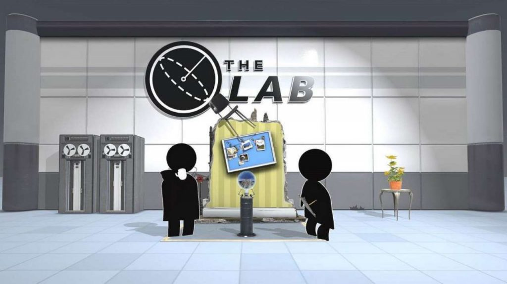The Lab обложка